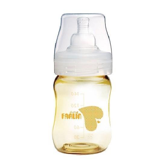 Bình Sữa Nhựa Cổ Rộng Farlin PES.880 ( 120ml )