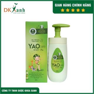 Gel tắm gội thảo dược cho bé Yaocare baby plus 220ml - DK Pharma thumbnail