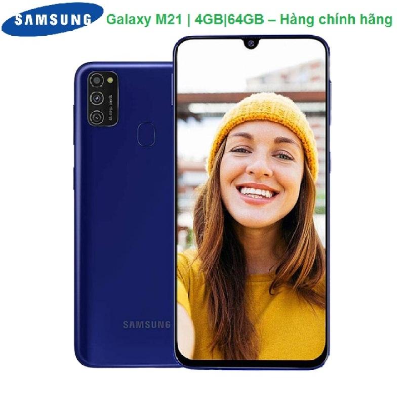 Điện thoại Samsung Galaxy M21   4GB 64GB – Máy mới nguyên siu
