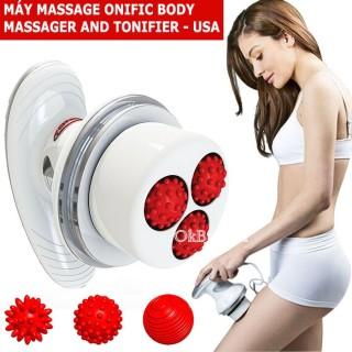 Máy massage cầm tay Tonific, Máy massage toàn thân giảm mỡ. Masage đa năng GIẢM CÂN, Máy massage giảm mỡ bụng. thumbnail