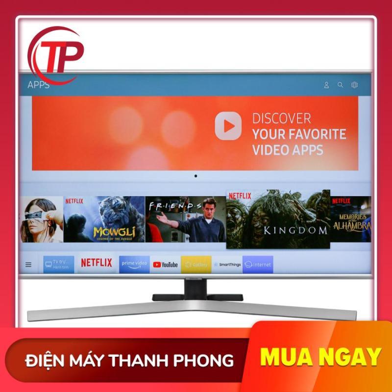 Smart Tivi Samsung 4K 43 inch UA43RU7400 chính hãng