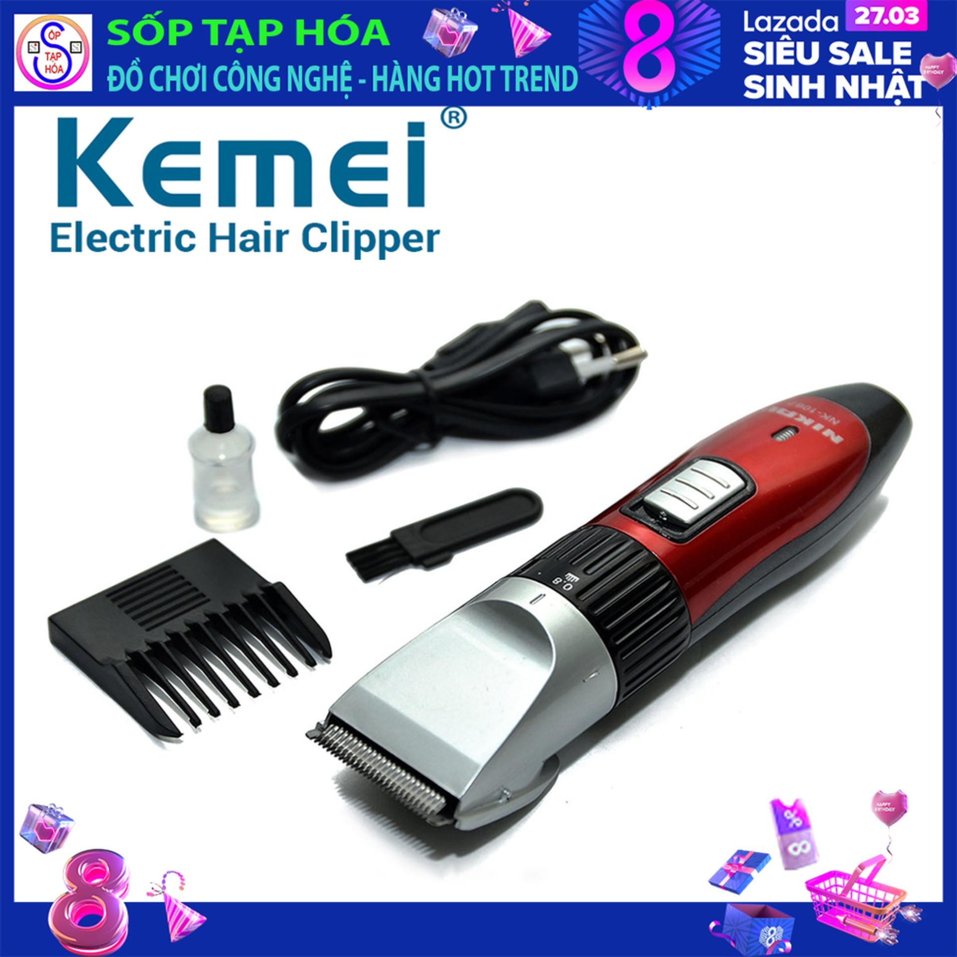 Tông đơ cắt tóc Kemei KM730 (loại Tốt) cao cấp