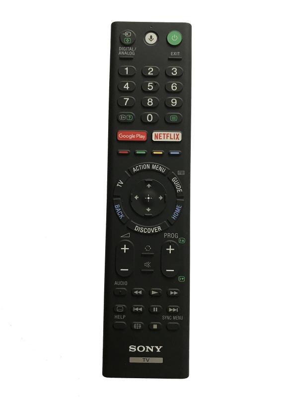 Bảng giá Remote sony internet tìm kiếm bằng giọng nói - xịn (đen)