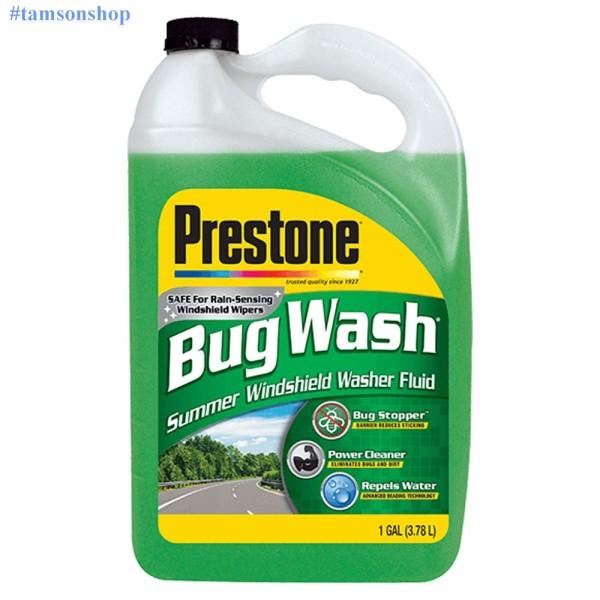 Nước Rửa Kính Ô Tô Prestone Windshield Washer Fluid 3.78 Lít