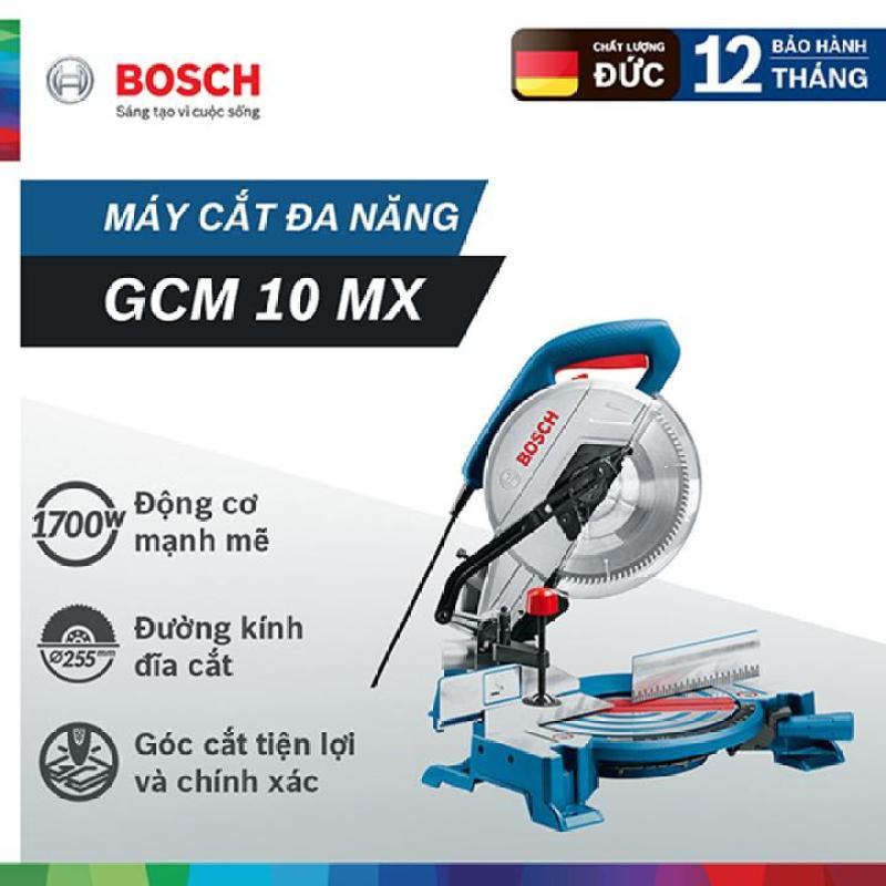Máy cưa Đa Năng Bosch GCM 10MX