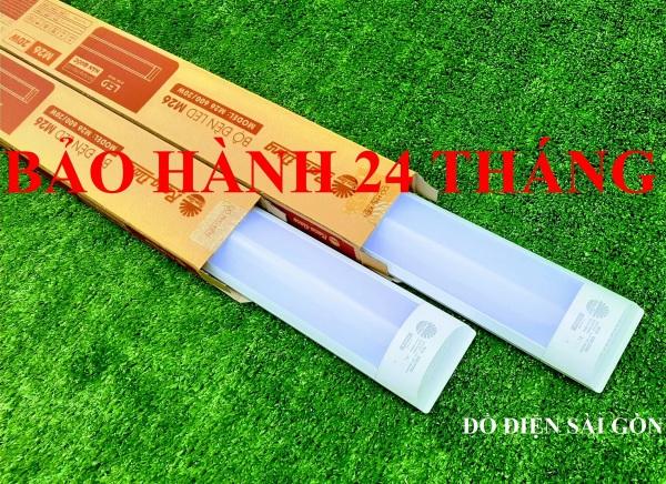 Đèn Led Bán Nguyệt Rạng Đông - GreenLed 60cm Siêu Bền Diêu Tiết Kiệm Điện (Đặt mua từ 2sp)