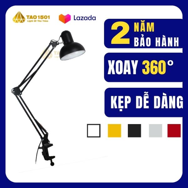 Bảng giá Đèn học kẹp bàn kiểu dáng PIXAR Tặng Bóng LED Rạng Đông Chip LED SAMSUNG 7W chống cận và bảo vệ mắt. Bảo hành 2 năm khi có lỗi, 1 đổi 1 trong 15 ngày TAO-DH03