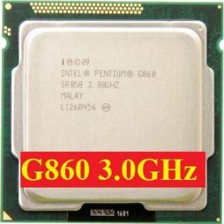 CPU Intel Pentium G860 Socket 1155 thumbnail