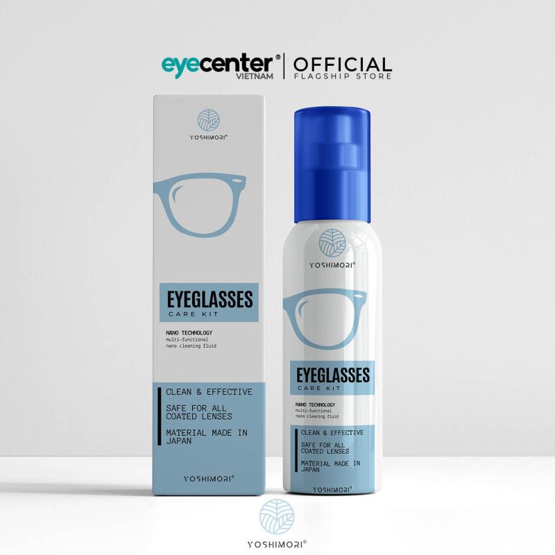 Giá bán Nước rửa mắt kính đa dụng Nano chính hãng Yoshimori Nhật Bản