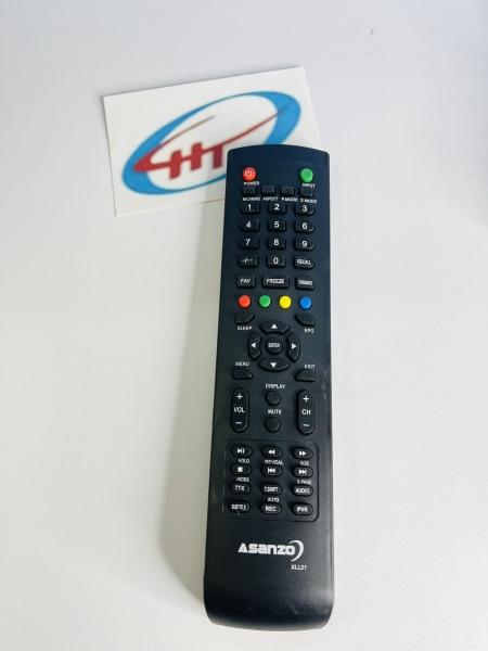Bảng giá Remote Tivi Asanzo vừa