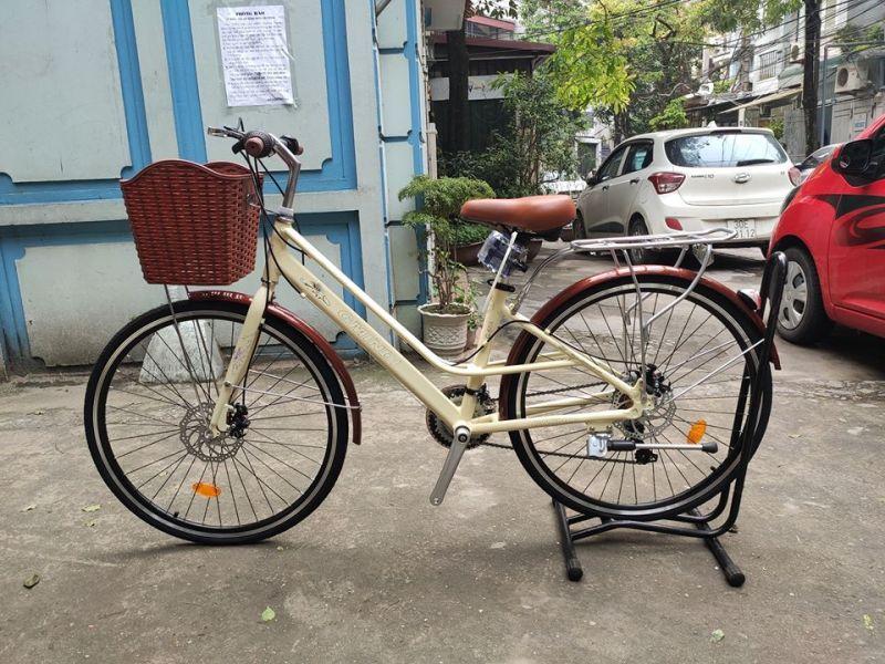 Phân phối Xe đạp Gmindi G666 Đài Loan 21 tốc độ