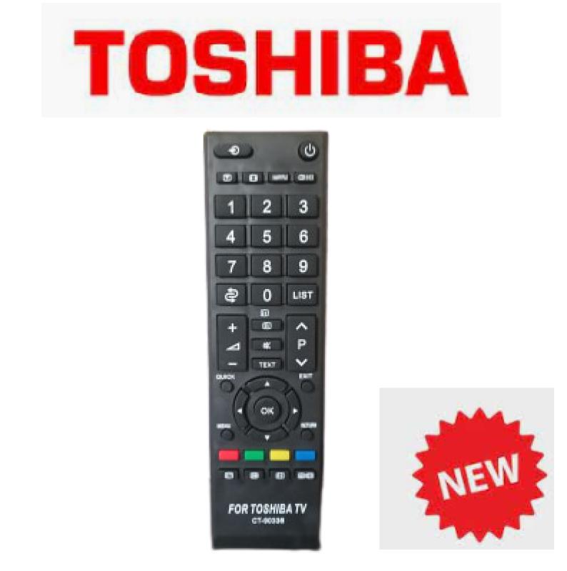 Bảng giá Điều khiển tivi Toshiba CT-90336 Hàng mới 100%