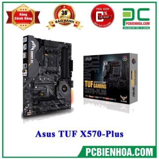 Mainboard Asus TUF GAMING X570 Plus ( AM4 ATX 4xDDR4 ) thumbnail