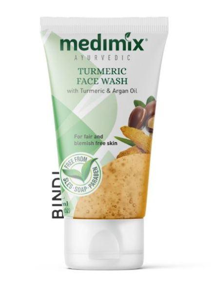 Sữa rửa mặt Medimix Nghệ 150ml