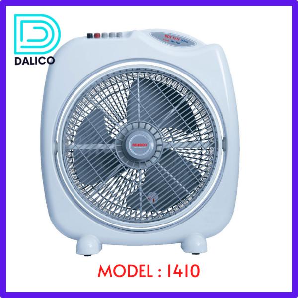 [HCM]Quạt hộp tản gió Senko BD1410 (47W, sải cánh 40cm