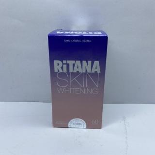 VIÊN UỐNG TRẮNG DA RITANA SKIN WHITENNING - HỘP 60 VIÊN thumbnail