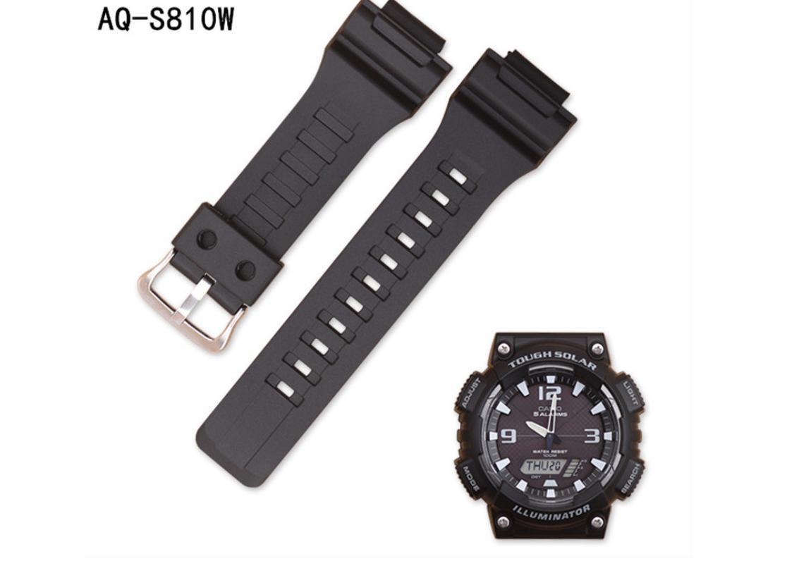 Dây đồng hồ casio AE-1200W/AQ-S810W 18mm TIK022 bán chạy