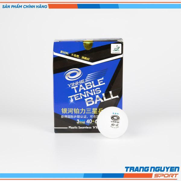 Bảng giá Hộp Quả bóng bàn Yinhe 3 sao, S 40+ | mã XAAI