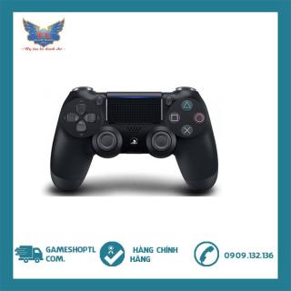 TAY CẦM CHƠI GAME DUALSHOCK 4 ĐEN CHÍNH HÃNG SONY (TAY CẦM PS4 PRO) thumbnail