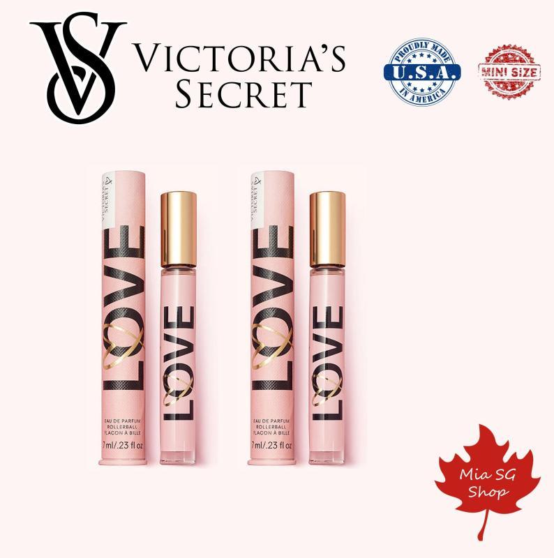 Nước hoa Victoria's Secret Love (hàng chuẩn Auth, có hình chụp mã Code để kiểm tra hàng, giá gốc 18USD)