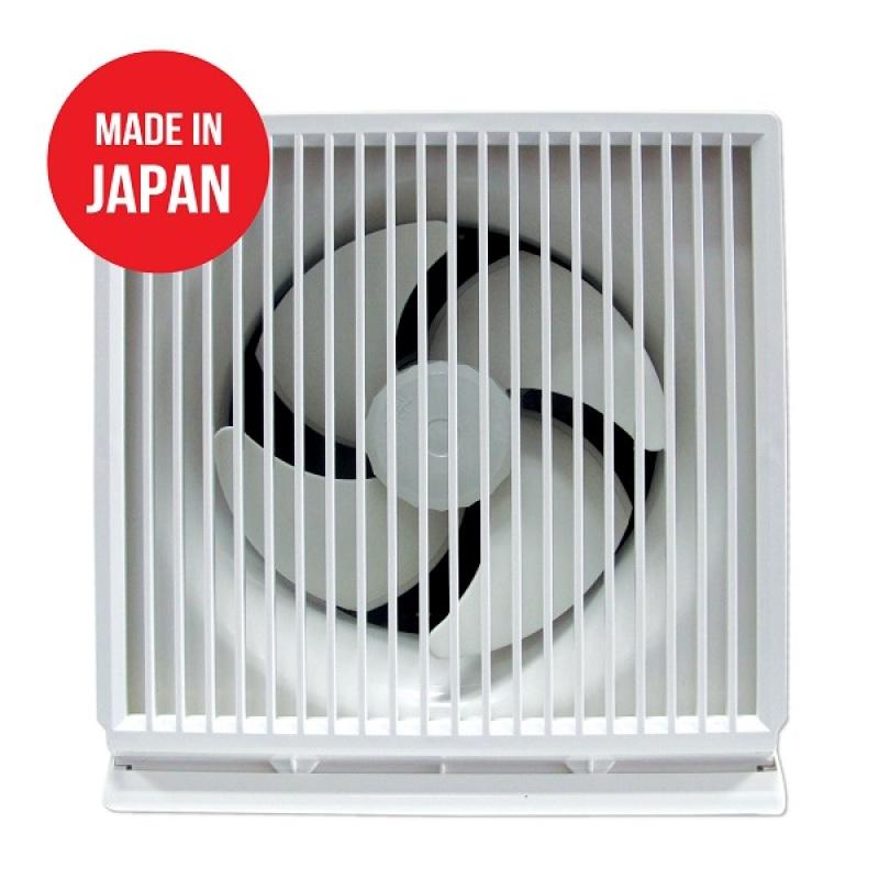 QUẠT ỐP TƯỜNG CÓ LƯỚI EX-15SK5-E (MADE IN JAPAN) MITSUBISHI
