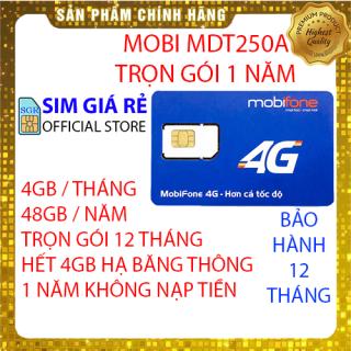 Sim 4G Mobifone MDT135A trọn gói không nạp tiền (Mạnh như sim 4G Viettel và sim 4G Vina) - Sim 4G Mobi - Shop Sim Giá Rẻ thumbnail