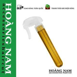 Bình Xịt Nước Bỏ Túi 20 x 7,9 x 3 cm , dung tích 35ml bình xịt tóc mini coper phụ kiện cho tóc ( màu Vàng ) thumbnail