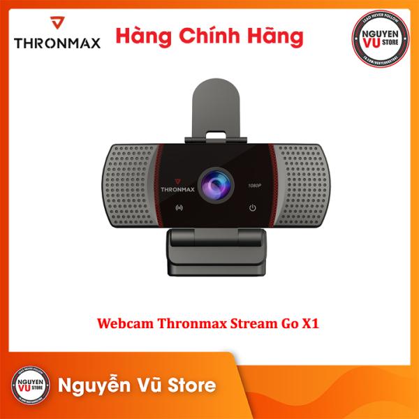 Bảng giá Webcam Thronmax Stream Go X1 - Hàng Chính Hãng Phong Vũ