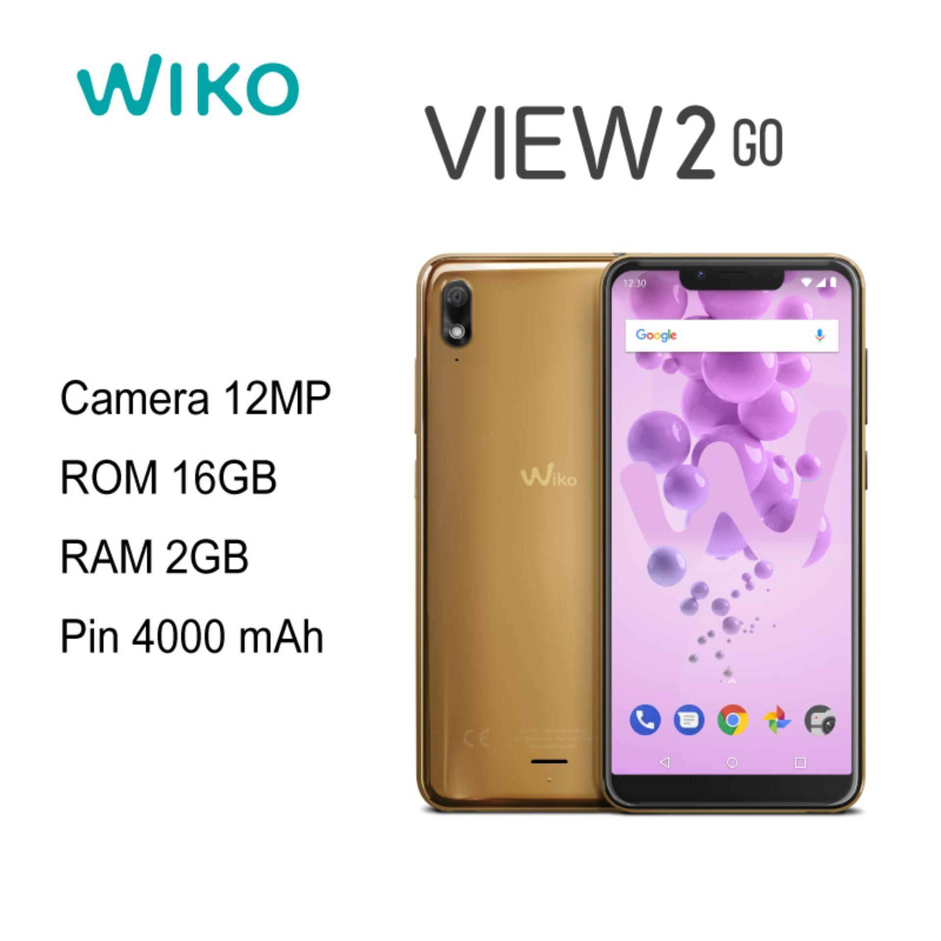 Điện thoại Wiko View 2 Go - 2GB RAM, 16GB, 5.93 inch