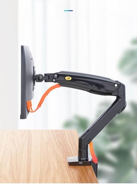 Bảng giá Giá đỡ màn hình máy tính siêu lớn F100A 22-35 inch, xoay 360 độ, tay dài, tích hợp USB 3.0 Phong Vũ