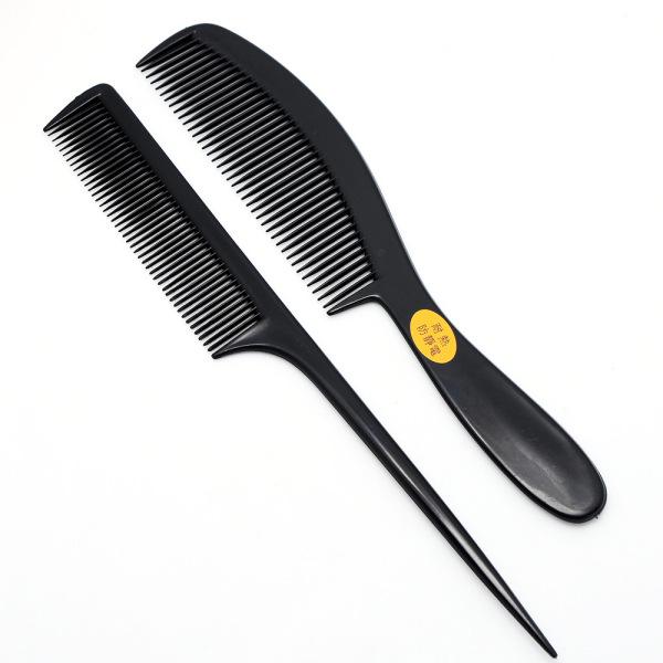 Combo 2 lược chăm sóc tóc đen dành cho gia đình salon