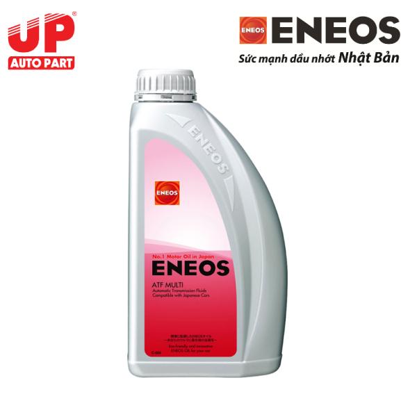 Dầu hộp số tự động tổng hợp toàn phần ENEOS ATF MULTI (can 1 lít)