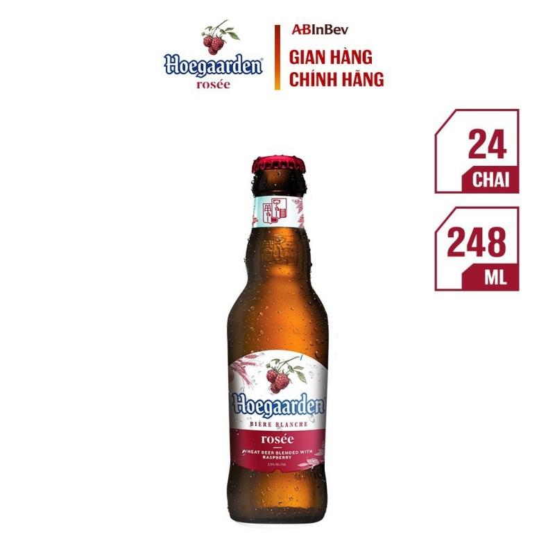 Bia Hoegarden Roose