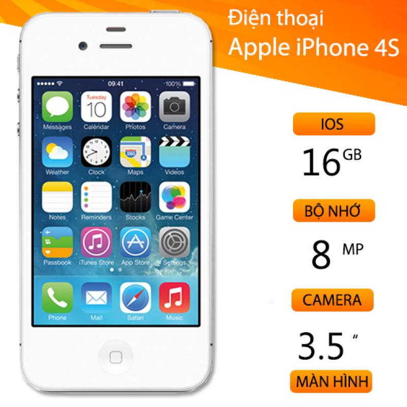 điện thoại iphone 4s thế hệ vàng cho smarrtphone