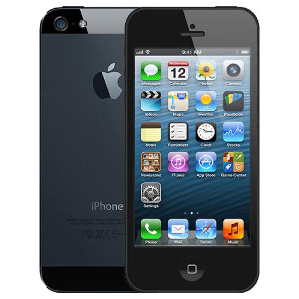 [ Hàng Chất Lượng ] Điện Thoại Smartphone lPhone 5 (Đen) 16GB - Hãng Phân Phối Chính Thức - Bảo Hành 12 Tháng