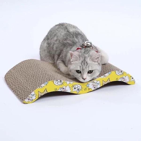 Bàn Cào Mèo Gợn Sóng