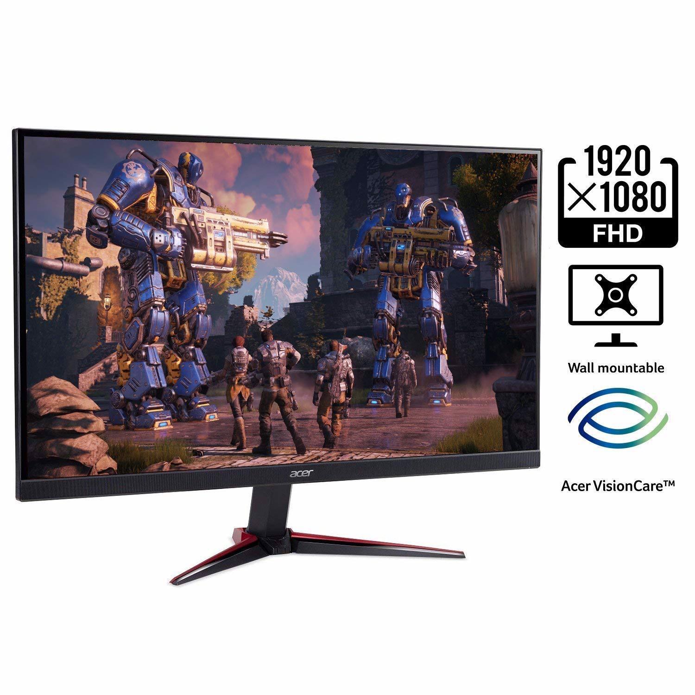 Màn hình Acer VG240Y 23.8  FHD IPS 75Hz FreeSync - Hàng Chính Hãng + Tặng Tai nghe Gaming Predator Galea 311