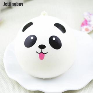 Đồ chơi Squishy bóp mềm mũm mĩm hình gấu trúc bánh mì điện thoại di động mặt dây chuyền đáng yêu cho trẻ em kèm dây đeo túi quyến rũ - INTL thumbnail