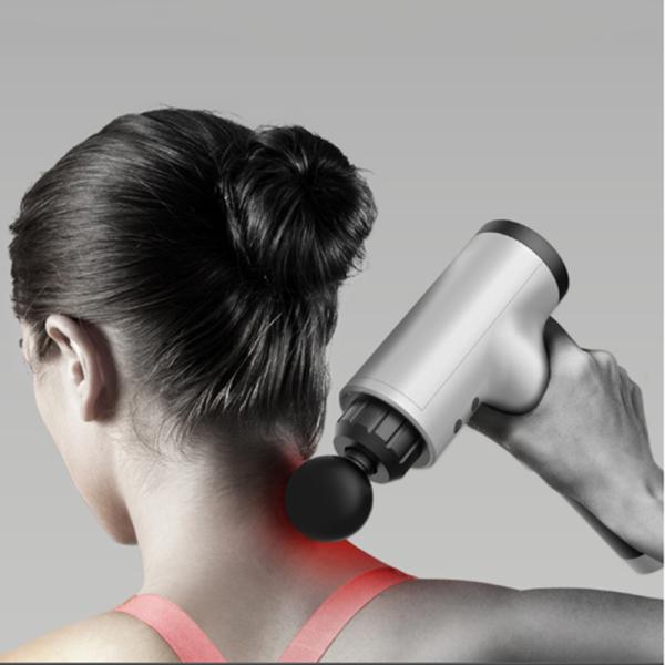 Bảng giá (Trợ Năng) Máy Xoa Bóp Mát Xa Massage Cơ Bắp Hình Thể giảm đau cơ, cải thiện lưu thông máu và giảm đau khớp, Súng Massage Cầm Tay Fascial Gun, Bảo Hành Toàn Quốc, Hàng Chất Lượng Cao