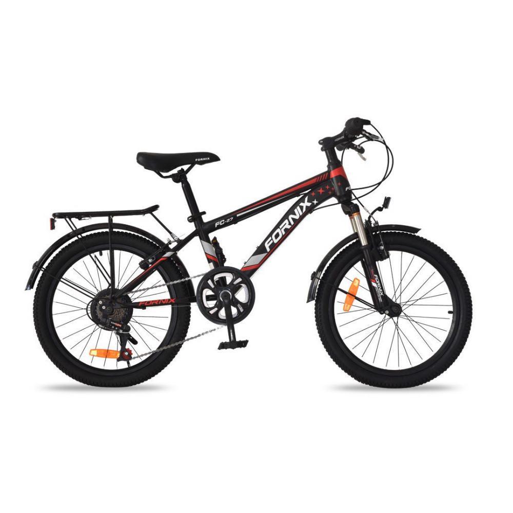 Mua Xe đạp trẻ em Fornix FC27 màu đen cực ngầu-vòng bánh 20-tuổi 9 đến 12-chiều cao 1m20 đến 1m50
