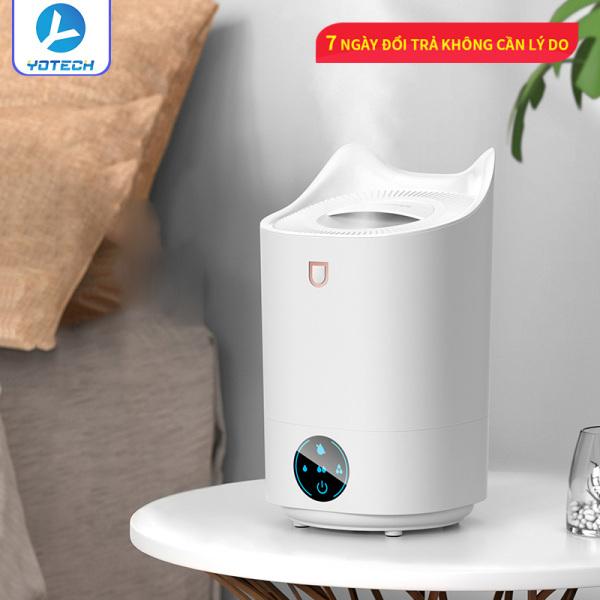 [Dung tích lớn 3.3L] Máy phun sương tạo độ ẩm không khí xe hơi trong phòng nhà cửa, máy làm ẩm không khí công suất lớn, máy phun sương trong phòng, máy khuếch tán tinh dầu, máy xông tinh dầu, máy tạo ẩm phun sương cả ngày dài