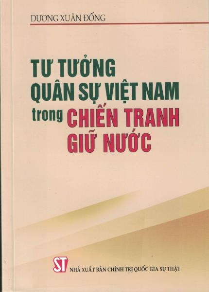 Mua Tư Tưởng Quân Sự Việt Nam Trong Chiến Tranh Giữ Nước