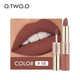 Son lì lâu trôi 2 trong 1, nhiều màu sắc trendy O.TWO.O - INTL thumbnail