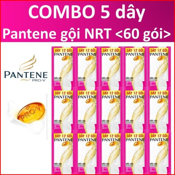 COMBO 5 dây Pantene Gội Ngăn rụng tóc giá rẻ
