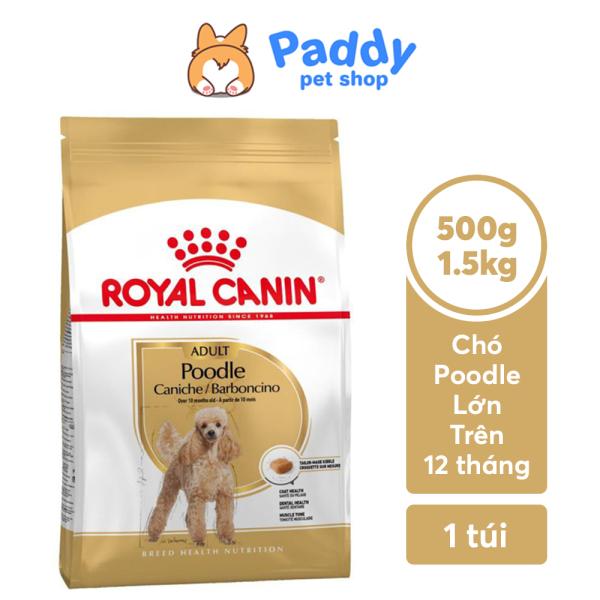 [HCM]Hạt Royal Canin Poodle Adult Cho Chó Poodle Trưởng Thành