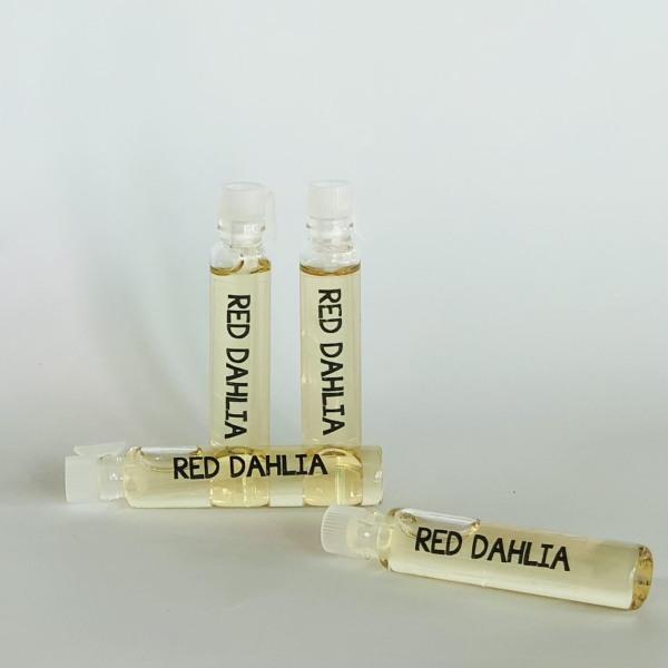 [Mẫu dùng thử] Nước hoa nữ RED DAHLIA yêu ngay từ cái lăn đầu tiên 2ml siêu thơm dùnglâu