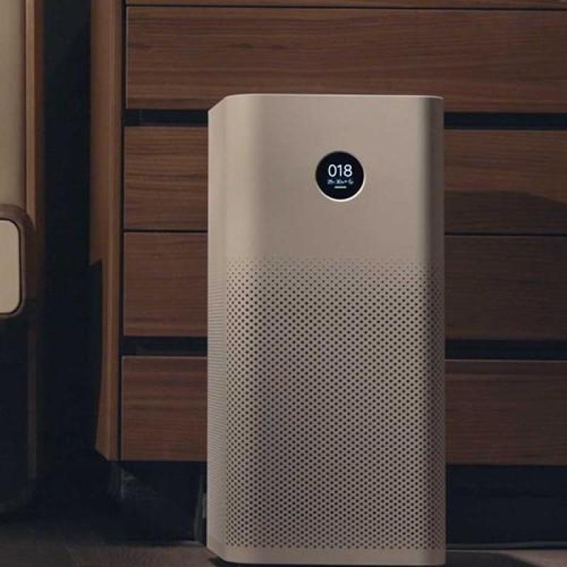 Máy Lọc Không Khí Xiaomi Mi Air Purifier 2S (Bảo Hành 12 tháng 1 đổi 1) - Digiworld Phân Phối