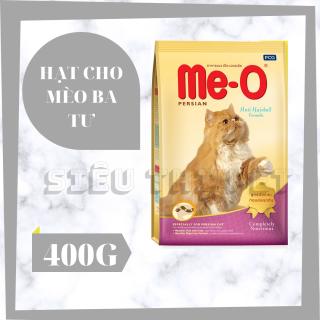 (DEAL HOT NGÀY HÈ) Me - O Persian- Thức ăn dành cho mèo ba tư 400gr thumbnail