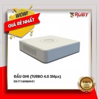ĐẦU GHI DS-7116HQHI-K1 (TURBO 4.0 3Mpx) thumbnail