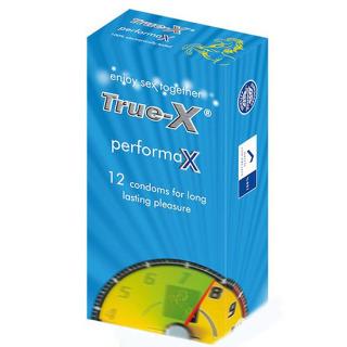 Bao cao su True-X PerformaX 12s Kéo Dài Thời Gian thumbnail